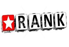 Excel rank函数